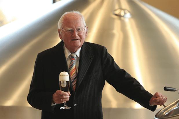 Dr. h.c. Friedrich Schadeberg, Seniorchef der Krombacher Brauerei - Foto: Krombacher Brauerei  Bernhard Schadeberg GmbH & Co. KG