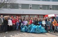 """Im Ortsteil Sundern heißt es auch in diesem Jahr wieder """"Müll adé""""!"""