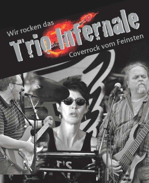 Trio Infernale - Quelle: Stadtverwaltung Kierspe