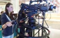 """ON AIR!"": Schüler der Geschwister-Scholl-Realschule produzieren Fernsehmagazin"