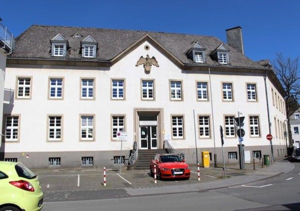 """Die Hansestadt Attendorn hat das Objekt """"Alte Post"""" erworben (Foto: Hansestadt Attendorn)."""