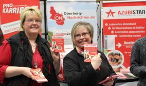 Ausbildungsbörse Bergneustadt 2015 & Innovationspreis-IT