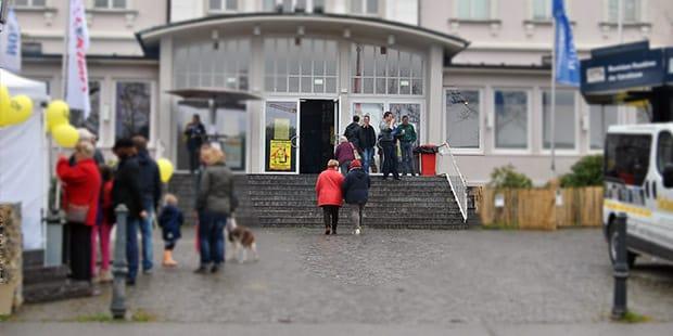 """Photo of Video: """"16. Bauen & Wohnen-Messe"""" in Lüdenscheid"""