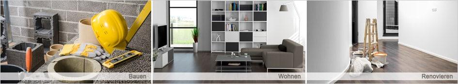 Bauen, Wohnen & Renovieren
