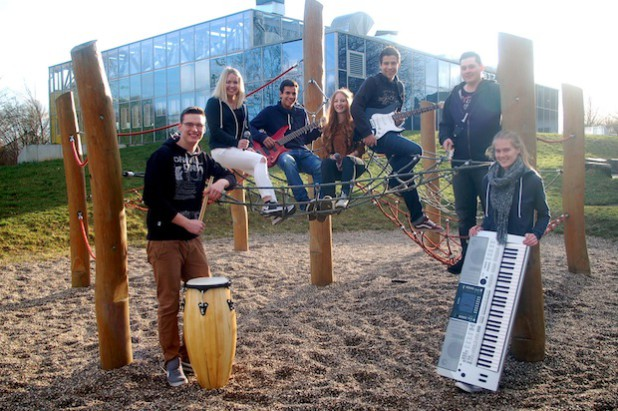 """Auch die Band """"Capo 13"""" der Musikschule Attendorn ist beim Benefizkonzert am 25. April mit am Start (Foto: Hansestadt Attendorn)."""
