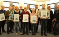 Wilnsdorfs Ortsvorsteher mit RWE-Klimaschutzpreis ausgezeichnet