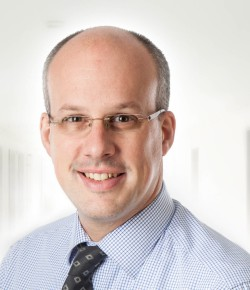Dr. Michael Lichtenberg, Chefarzt Klinik für Angiologie (Foto: Klinikum Arnsberg)