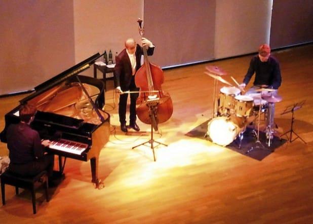Das Stephan-Becker-Trio gehört derzeit zu den gefragtesten Jazz-Bands in Deutschland (Foto: Stephan-Becker-Trio).