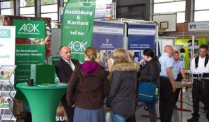 """Ausbildungsbörse """"Oben an der Volme"""" in Schalksmühle (mit Fotos)"""