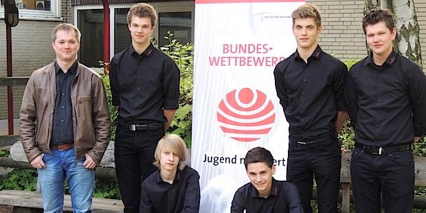 "Photo of Drolshagener Percussion: Sehr gutes Ergebnis bei ""Jugend musiziert"""