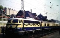 Bahnhof Finnentrop 50 Jahre unter Strom