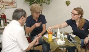 Lüdenscheid: Landrat im Seniorenzentrum