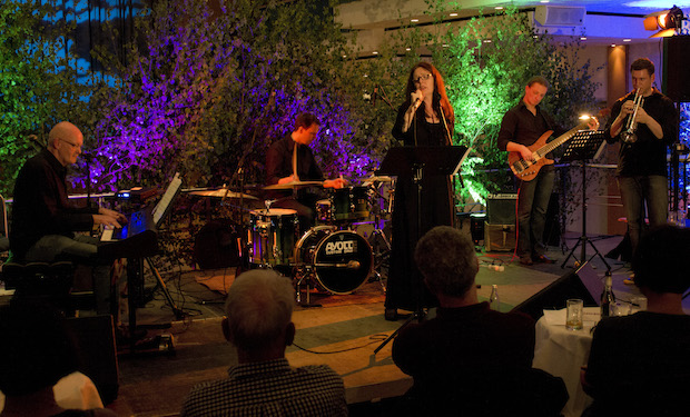 Photo of Olper Jazznacht am 3. Juni 2015 in der Stadthalle