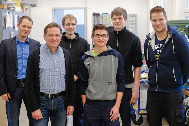 """Photo of """"Tag der offenen Tür"""" für junge Talente bei Bigge Energie"""
