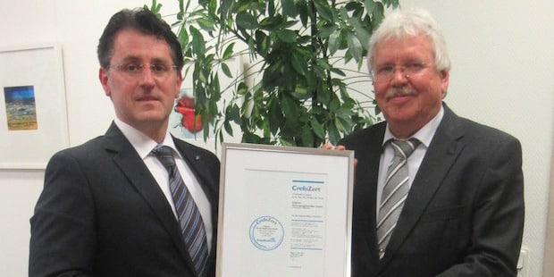 Photo of SVB erhält erneut Bestnoten der Creditreform