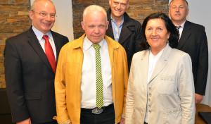 Seit 40 Jahren im öffentlichen Dienst: Rainer Rhäsa