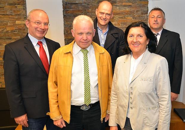 Photo of Seit 40 Jahren im öffentlichen Dienst: Rainer Rhäsa