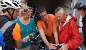 Das Siegen-Wittgensteiner Land mit E-Bikes erkunden