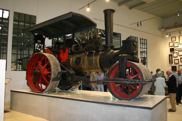 "Photo of (19) ""DampfLandLeute"" früher und heute – das Museum Eslohe"