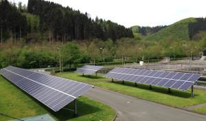 Ruhrverband erhöht Eigenstromerzeugung seiner Kläranlagen durch Photovoltaik