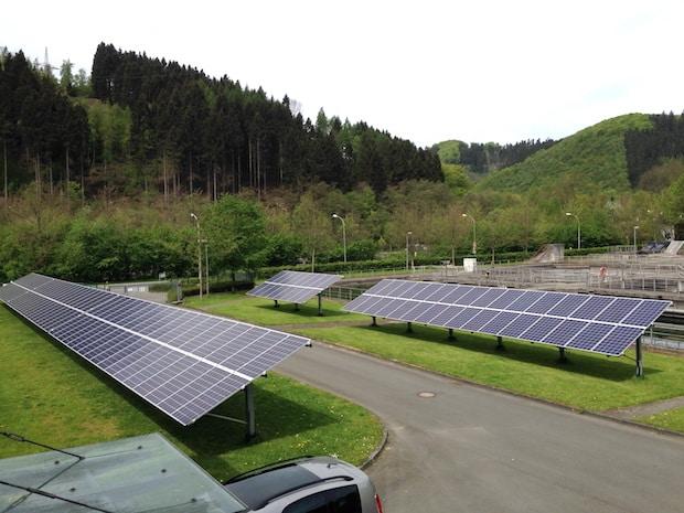 Photo of Ruhrverband erhöht Eigenstromerzeugung seiner Kläranlagen durch Photovoltaik