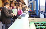 Brilon: Caritas-Beschäftigte zu Besuch bei der IEB