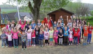 "Städtischer Kindergarten Wallen feiert ""40-Jähriges"""
