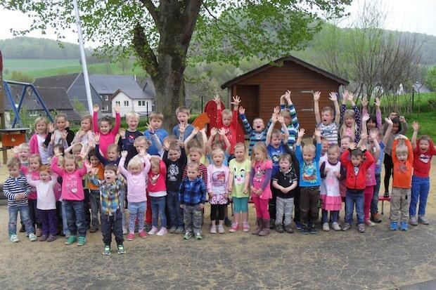 "Photo of Städtischer Kindergarten Wallen feiert ""40-Jähriges"""
