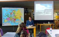 Oliver Lück auf Lesereise in der Herrnscheid-Schule