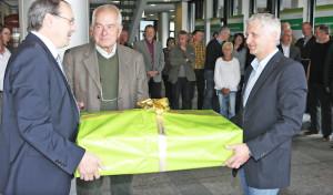 Naturschutzzentrum: 25-jähriges Jubiläum