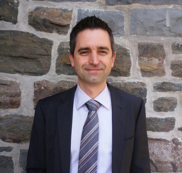 Martin Dietzmann, Rechtsanwalt und Notar sowie 1. Vorsitzender des Fördervereins für das Caritas-Zentrum Olpe (Foto: Caritas-Zentrum Olpe).