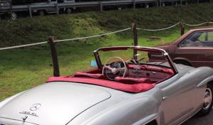 Ausflugstipp für Sonntag: Oldtimer-Treff an Burg Schnellenberg (mit Video)