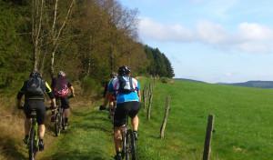 Geführte Mountainbiketouren in Hilchenbach
