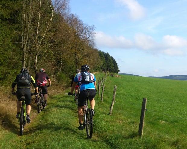 Photo of Geführte Mountainbiketouren in Hilchenbach