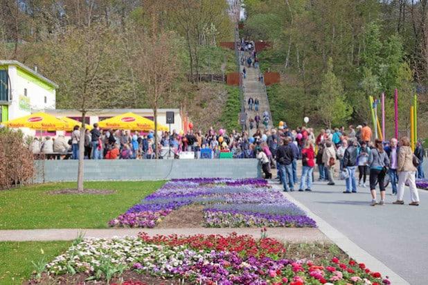 Ein tolles Rahmenprogramm erwartet die Wanderer und Besucher des Sauerlandparks bei freiem Eintritt (Foto: Sauerlandpark).