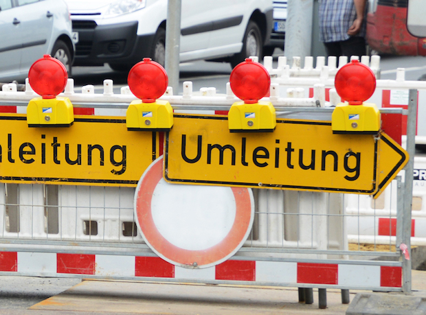 Photo of K 3 zwischen Ostönnen und Ostönnerlinde gesperrt