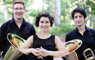 """""""Twobiano"""" – Ein außergewöhnliches Trio beim 109. Rathauskonzert"""