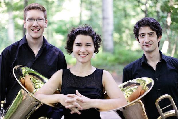 """Photo of """"Twobiano"""" – Ein außergewöhnliches Trio beim 109. Rathauskonzert"""
