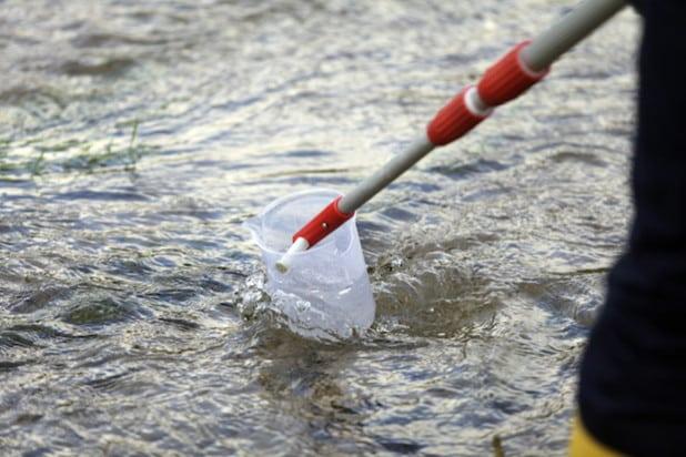 Die Wasserqualität wird im Märkischen Kreis regelmäßig überprüft (Foto: Raffi Derian/Märkischer Kreis).