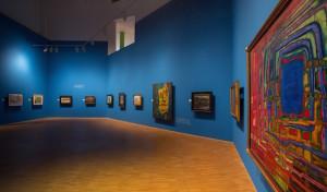 Hundertwasser-Ausstellung verlängert