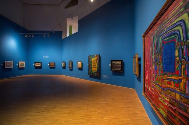 Photo of Hundertwasser-Ausstellung verlängert