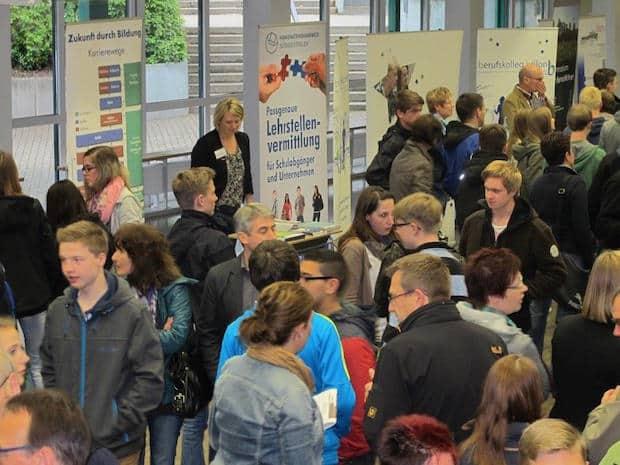 Photo of Job-Info-Börse in Realschule Olsberg
