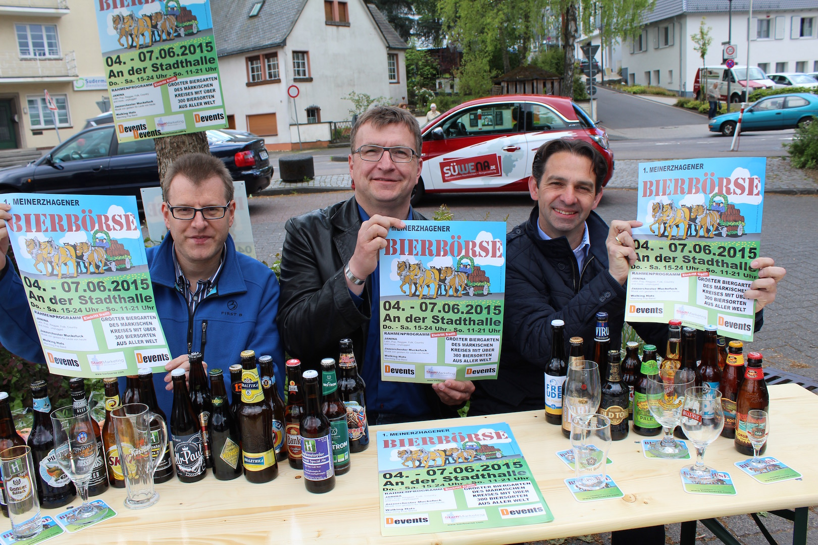Photo of Meinerzhagener Bierbörse: 4 Tage weltweite Bierspezialitäten genießen