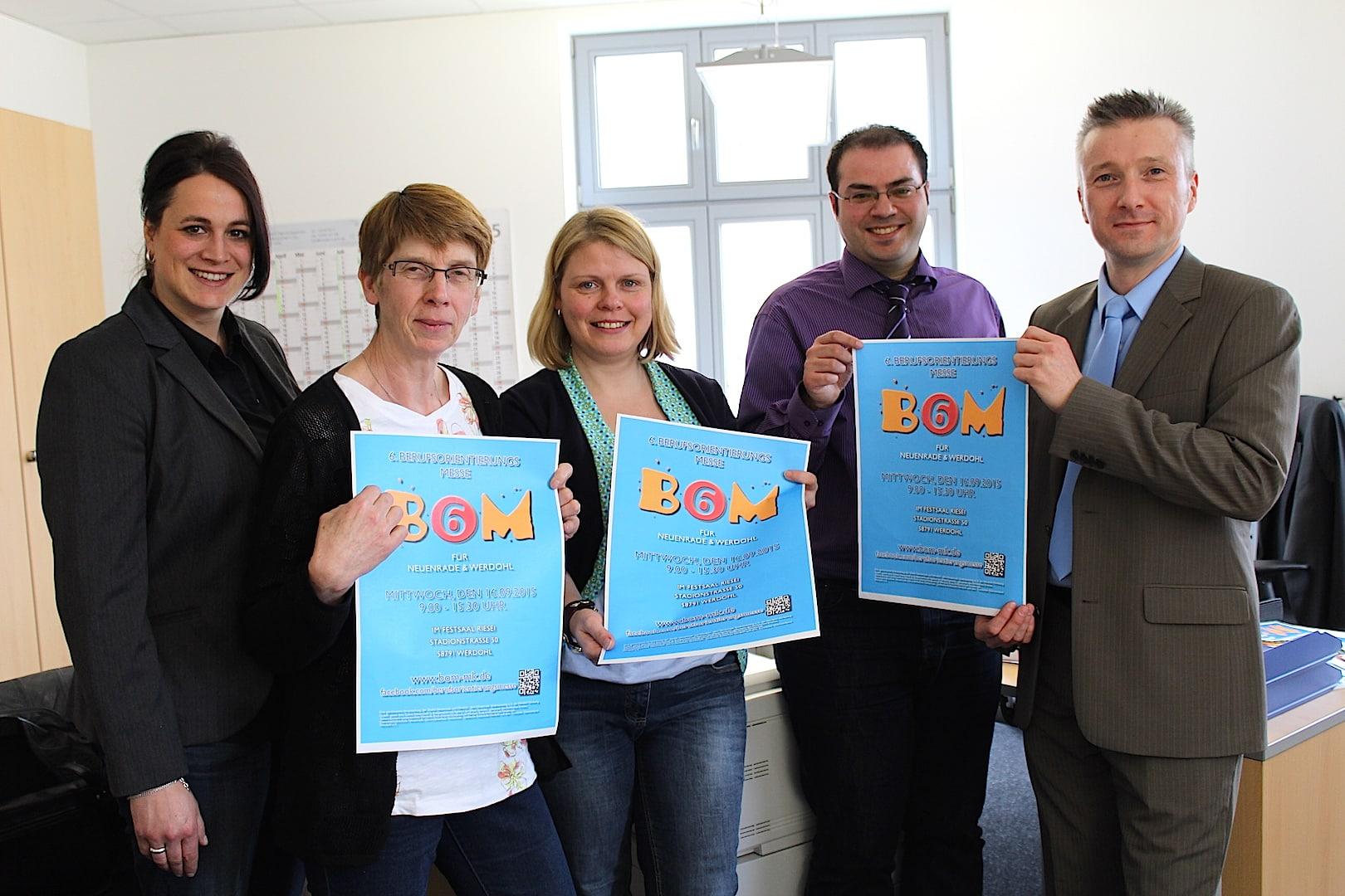 Photo of Werdohl + Neuenrade: Ausbildungsmesse BOM – jetzt als Aussteller anmelden