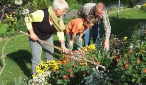 """""""Enkel dich fit"""": Bonus-Großeltern bereichern das Familienleben"""