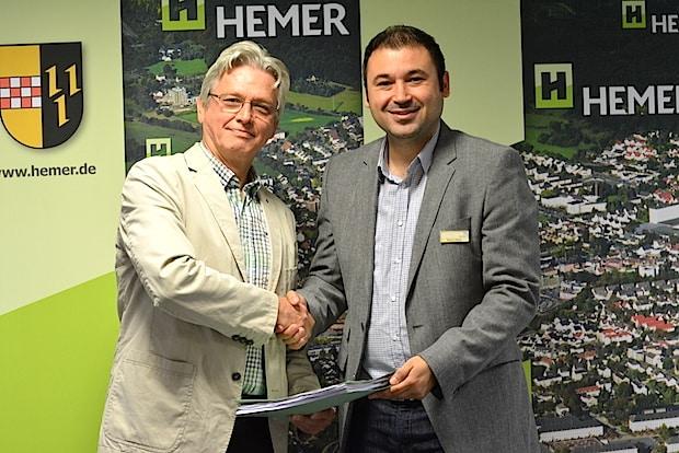 Photo of Ertunç Deniz neuer Jugendamtsleiter in Hemer