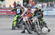 Motoball International: Deutschland ist Europameister