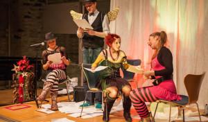 """Mit dem Kulturrucksack zum Punk-Musical """"Global Playerz"""""""