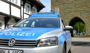 Soest: Mehrere Fahrzeuge von Unbekannten zerkratzt