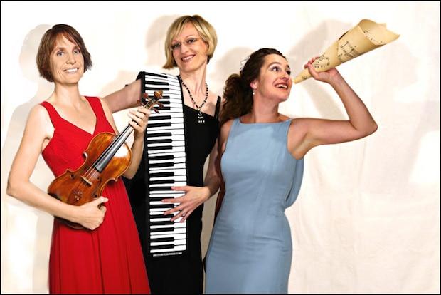 """Photo of """"Trio Rosenpalais"""" am 31. Mai 2015 im Haus Nordhelle"""